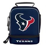 Houston Texans Insulated Lunch Box, Use for Hot & Cold Food & Drinks
